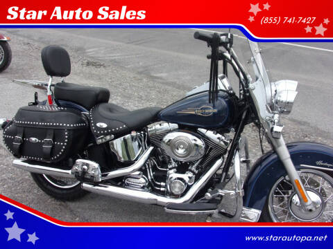 2008 Harley-Davidson Heritage Softail  for sale at Star Auto Sales in Fayetteville PA