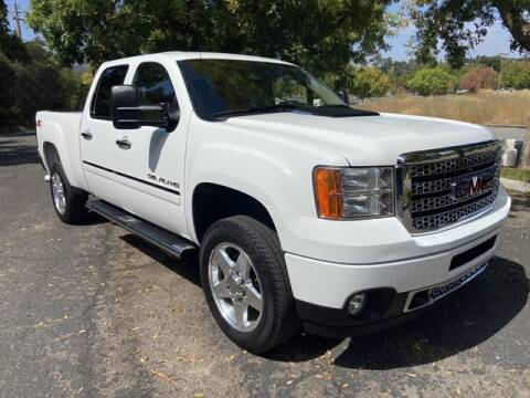 2012 GMC Sierra 2500HD for sale at Guarantee Auto Group in Atascadero CA