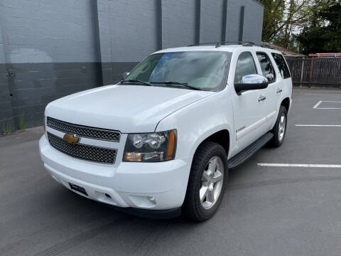 2007 Chevrolet Tahoe for sale at APX Auto Brokers in Lynnwood WA