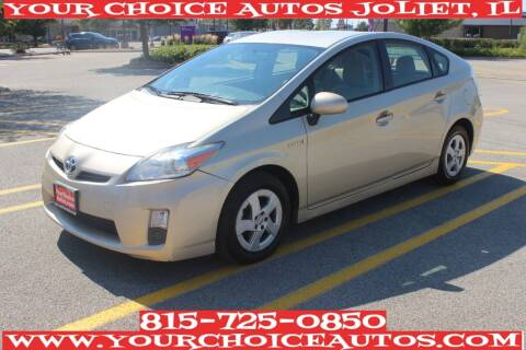 2011 Toyota Prius for sale at Your Choice Autos - Joliet in Joliet IL