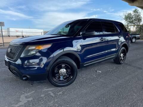 2014 Ford Explorer for sale at MT Motor Group LLC in Phoenix AZ