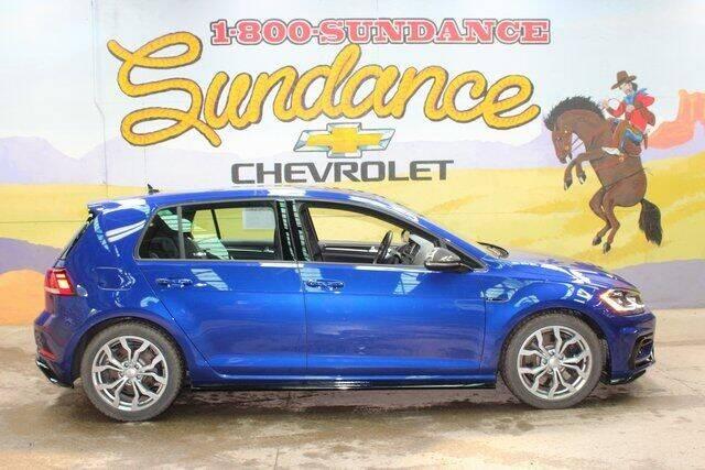 2019 Volkswagen Golf R for sale at Sundance Chevrolet in Grand Ledge MI