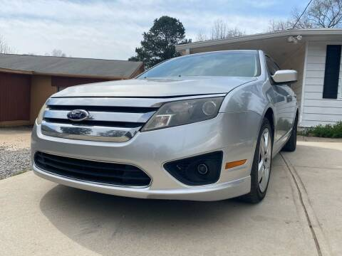 2010 Ford Fusion for sale at Efficiency Auto Buyers in Milton GA