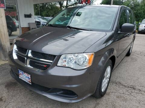 2015 Dodge Grand Caravan for sale at New Wheels in Glendale Heights IL