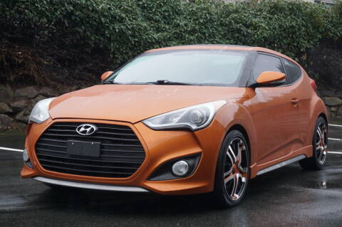 2013 Hyundai Veloster for sale at West Coast Auto Works in Edmonds WA