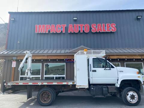 1995 GMC C6000 for sale at Impact Auto Sales in Wenatchee WA