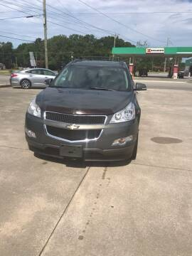 2011 Chevrolet Traverse for sale at Safeway Motors Sales in Laurinburg NC