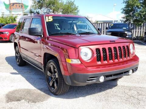 2015 Jeep Patriot for sale at GATOR'S IMPORT SUPERSTORE in Melbourne FL