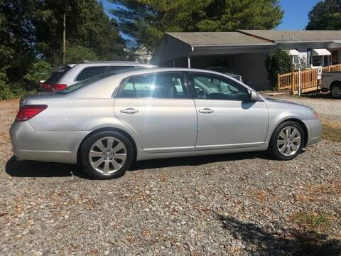 2006 Toyota Avalon for sale at Venable & Son Auto Sales in Walnut Cove NC
