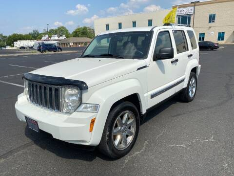 2010 Jeep Liberty for sale at CAR SPOT INC in Philadelphia PA
