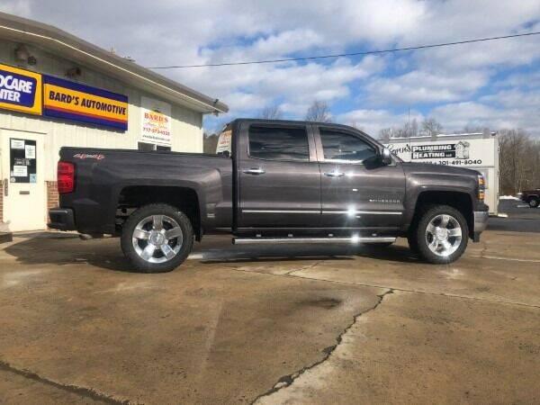 2014 Chevrolet Silverado 1500 for sale at BARD'S AUTO SALES in Needmore PA
