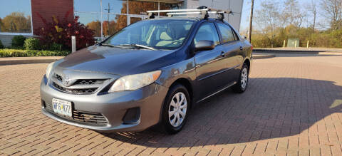 2011 Toyota Corolla for sale at Auto Wholesalers in Saint Louis MO