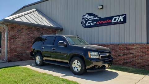 2010 Chevrolet Tahoe for sale at Car Deals OK in Oklahoma City OK