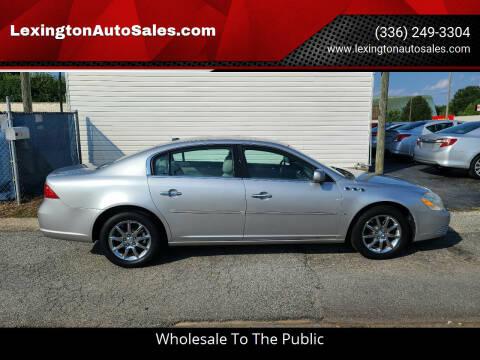 2007 Buick Lucerne for sale at LexingtonAutoSales.com in Lexington NC