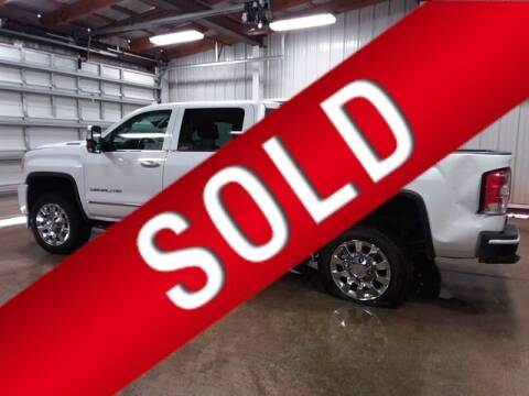 2019 GMC Sierra 2500HD for sale at East Coast Auto Source Inc. in Bedford VA