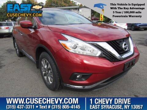 2016 Nissan Murano for sale at East Syracuse Performance Sales & Service in Syracuse NY