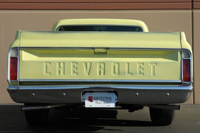1970 Chevrolet C/K 10 Series 23
