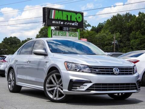 2017 Volkswagen Passat for sale at Metro Auto Credit in Smyrna GA