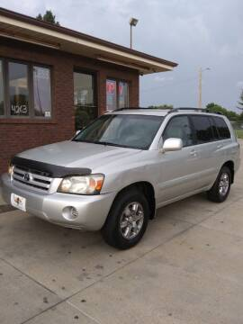 2004 Toyota Highlander for sale at CARS4LESS AUTO SALES in Lincoln NE