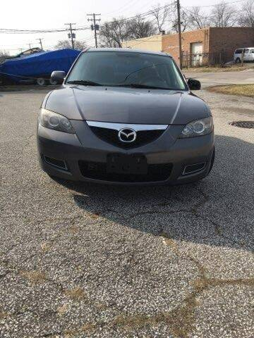 2008 Mazda MAZDA3 for sale at Northstar Autosales in Eastlake OH