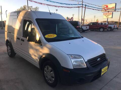 2012 Ford Transit Connect for sale at Russell Smith Auto in Fort Worth TX