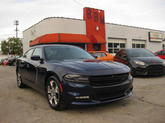 2015 Dodge Charger for sale at Best Buy Wheels in Virginia Beach VA