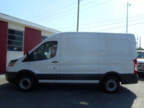 2016 Ford Transit Cargo for sale at Florida Suncoast Auto Brokers in Palm Harbor FL