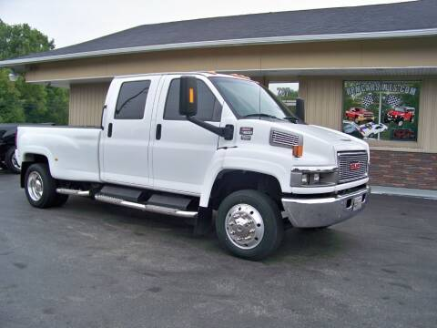 2004 GMC C4500 for sale at RPM Auto Sales in Mogadore OH