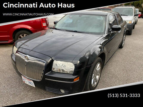 2005 Chrysler 300 for sale at Cincinnati Auto Haus in Cincinnati OH