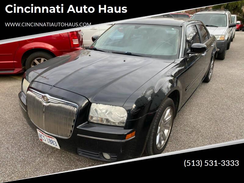 2005 Chrysler 300 for sale at Cincinnati Auto Haus in Cincinnati OH