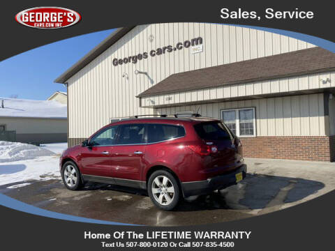 2011 Chevrolet Traverse for sale at GEORGE'S CARS.COM INC in Waseca MN