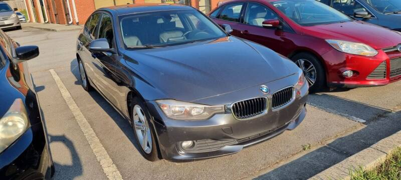 2014 BMW 3 Series for sale at Credit Cars LLC in Lawrenceville GA