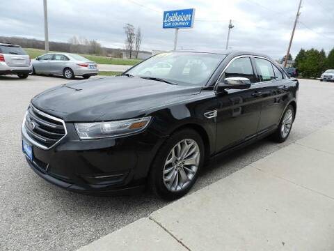 2013 Ford Taurus for sale at Leitheiser Car Company in West Bend WI