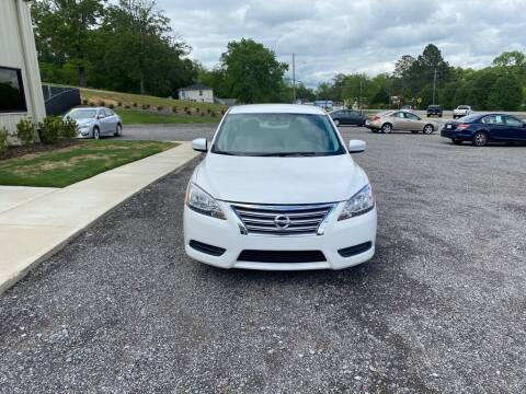 2013 Nissan Sentra for sale at B & B AUTO SALES INC in Odenville AL