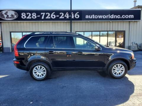 2008 Volvo XC90 for sale at AutoWorld of Lenoir in Lenoir NC