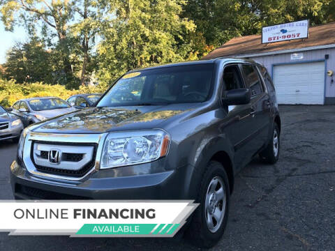 2010 Honda Pilot for sale at VERNON MOTOR CARS in Vernon Rockville CT