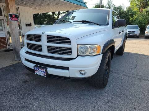 2003 Dodge Ram Pickup 1500 for sale at New Wheels in Glendale Heights IL