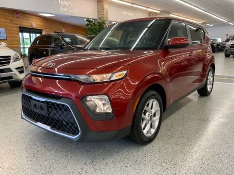 2020 Kia Soul for sale at Dixie Imports in Fairfield OH