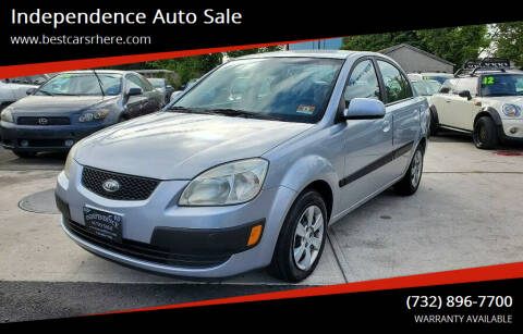 2007 Kia Rio for sale at Independence Auto Sale in Bordentown NJ