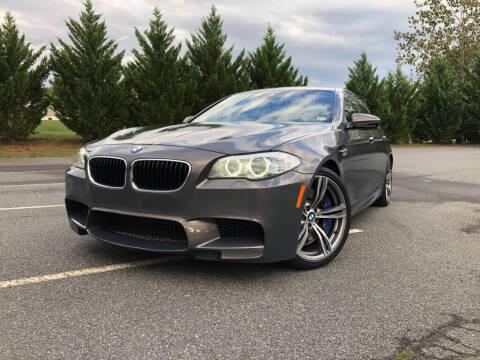 2013 BMW M5 for sale at Z Auto in Ruckersville VA