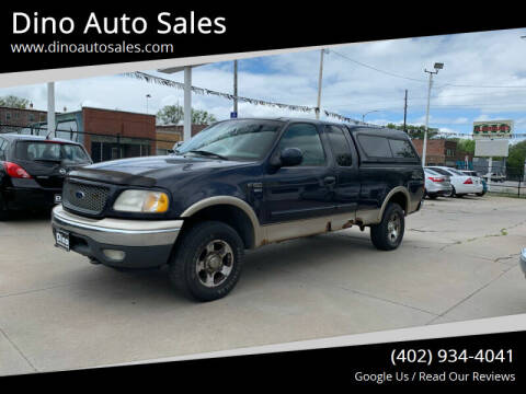 2000 Ford F-150 for sale at Dino Auto Sales in Omaha NE