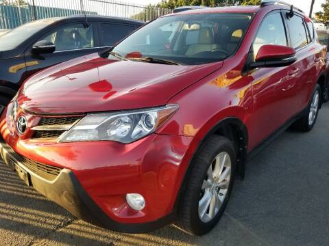 2013 Toyota RAV4 for sale at Ournextcar/Ramirez Auto Sales in Downey CA
