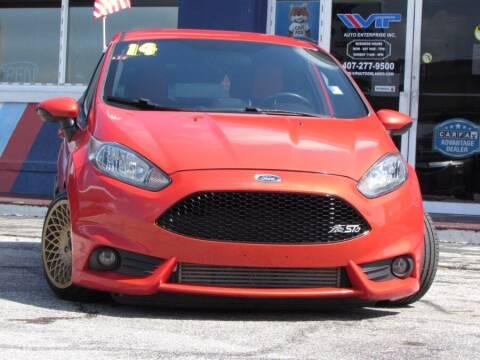 2014 Ford Fiesta for sale at VIP AUTO ENTERPRISE INC. in Orlando FL