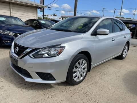 2019 Nissan Sentra for sale at Pary's Auto Sales in Garland TX