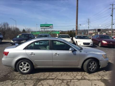 2007 Hyundai Sonata for sale at Duke Automotive Group in Cincinnati OH