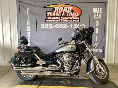 2008 Kawasaki Vulcan for sale at Road Track and Trail in Big Bend WI