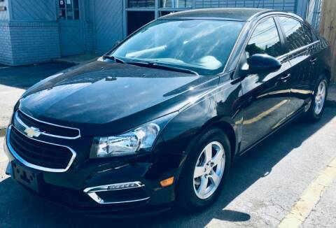 2016 Chevrolet Cruze Limited for sale at RD Motors, Inc in Charlotte NC