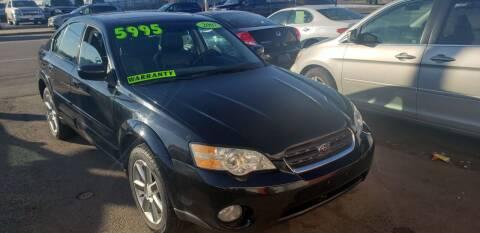 2007 Subaru Outback for sale at TC Auto Repair and Sales Inc in Abington MA
