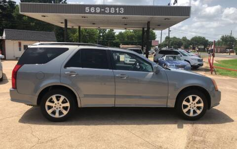 2008 Cadillac SRX for sale at BOB SMITH AUTO SALES in Mineola TX
