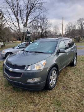 2010 Chevrolet Traverse for sale at Alpine Auto Sales in Carlisle PA